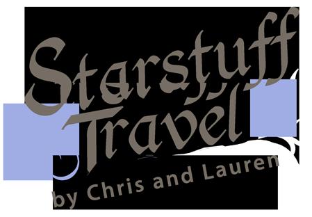 Starstuff Travel by Chris and Lauren